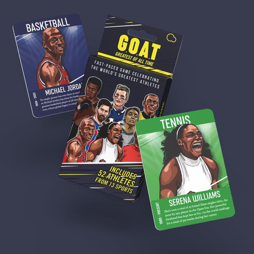 GOAT Card Game