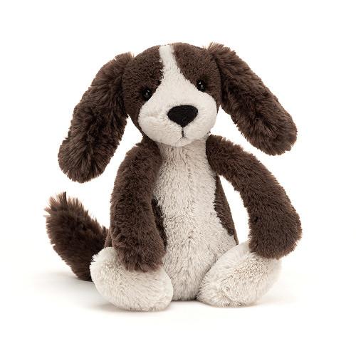 Bashful Fudge Puppy -Small