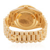 18k Yellow Gold Nicki Minaj Custom Rolex Day-Date Diamond Watch
