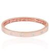 14k Rose Gold 5.51ct Diamond Bracelet 2