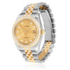 Rolex DateJust 5.5ct Diamond Automatic Men's Watch