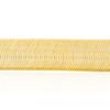 10k Yellow Gold 15mm Herringbone Chain 23.5in