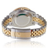 Rolex Two-Tone DateJust 41mm 5.5ct Diamond Bezel Automatic Men's Watch