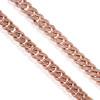 14k Gold Diamond Cuban Bracelet 8mm