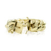 14k Yellow Gold Half Kilo XL Cuban Bracelet