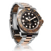 Rolex GMT-Master II Root Beer Side