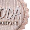 Custom  Soda Lifestyle Double Sided Pendant