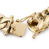 Solid Gold Cuban Link Bracelet 10mm