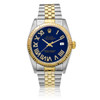 Rolex DateJust 36mm with Custom Roman Dial