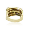 18K Yellow Gold 2.9ct Diamond Ring