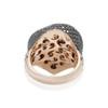 14K Rose Gold 4.35ct Diamond Ring