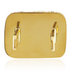 14k Yellow Gold 7.5ct Plug Pendant