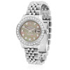 Rolex Lady-DateJust Stainless Steel 2.5ct Diamond Automatic Women's Watch