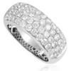 10K White Gold 2.10ct Diamond Ring