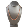 14k Rose Gold Rope Chain