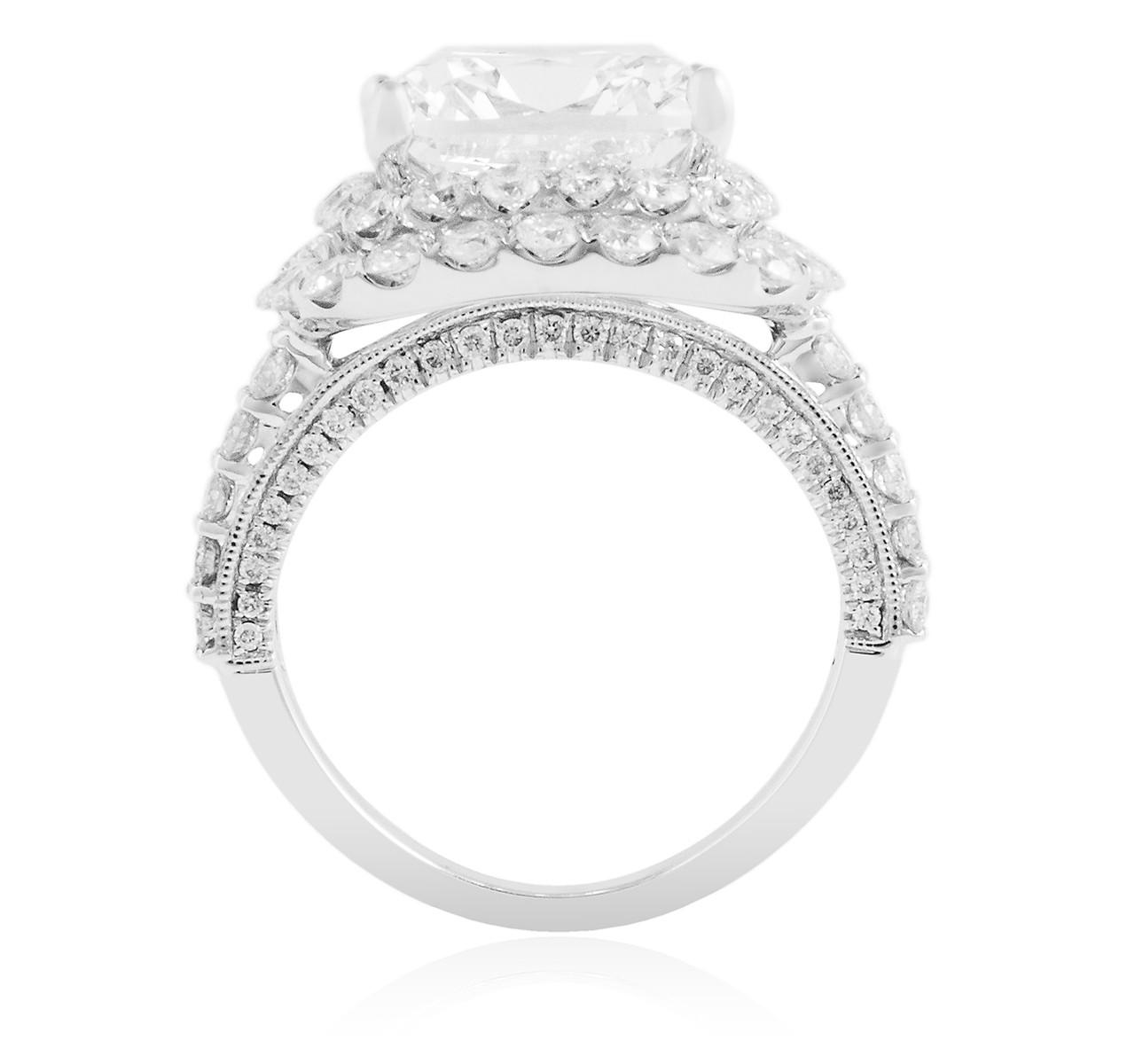 Nicki Minaj Diamond Ring - Shyne Jewelers