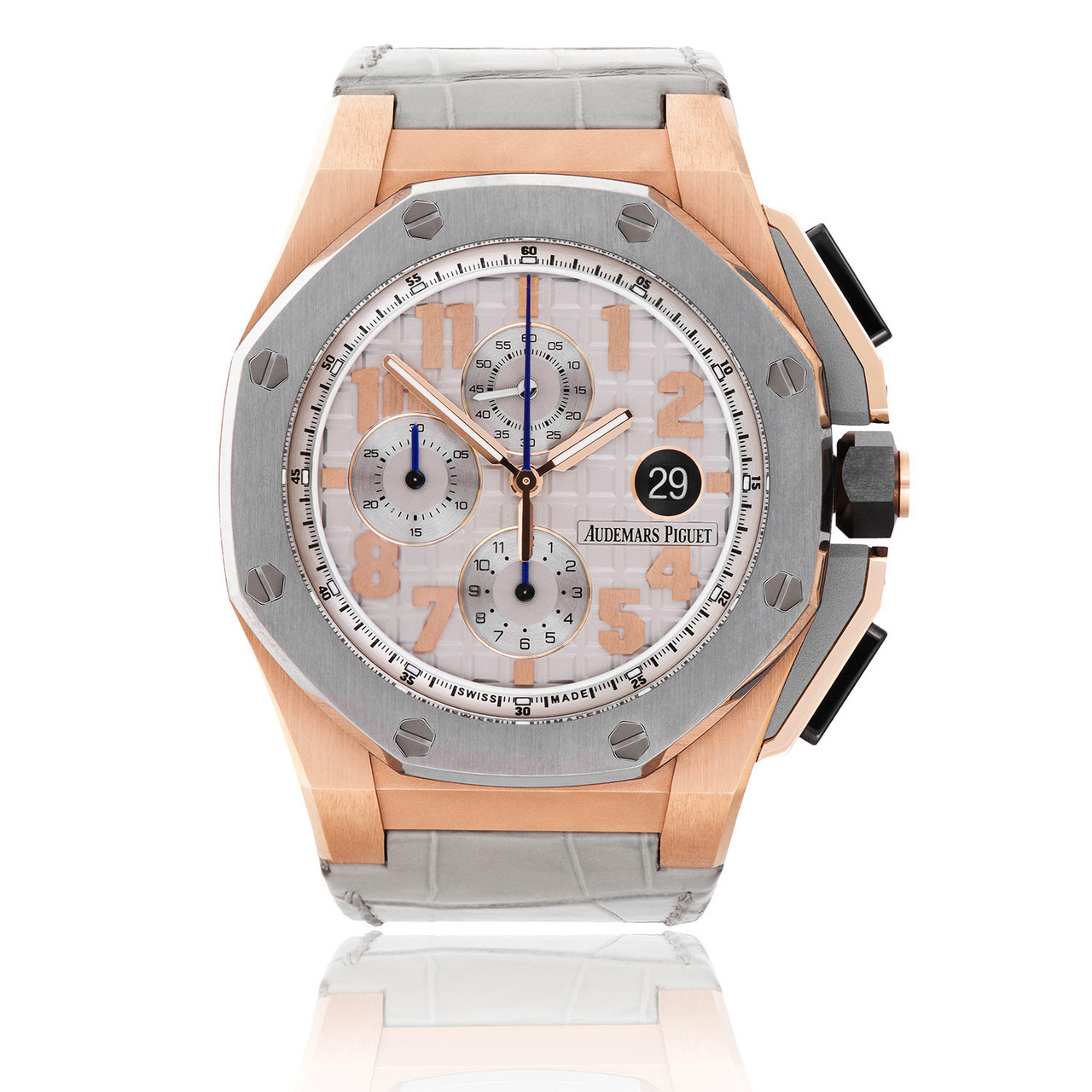 5941b7293d6 Audemars Piguet Royal Oak Offshore Chronograph Lebron James Special Edition  Watch - Shyne Jewelers