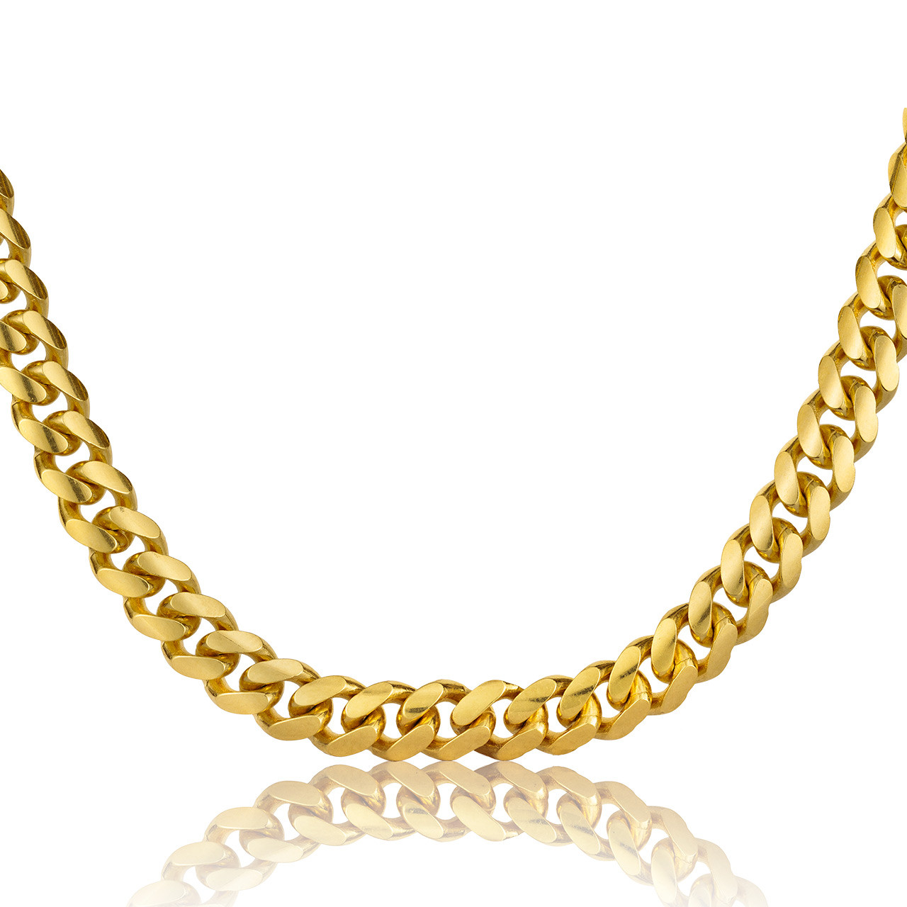 Cuban Link Chain For Sale >> 10k Miami Cuban Link Chain 6 5mm