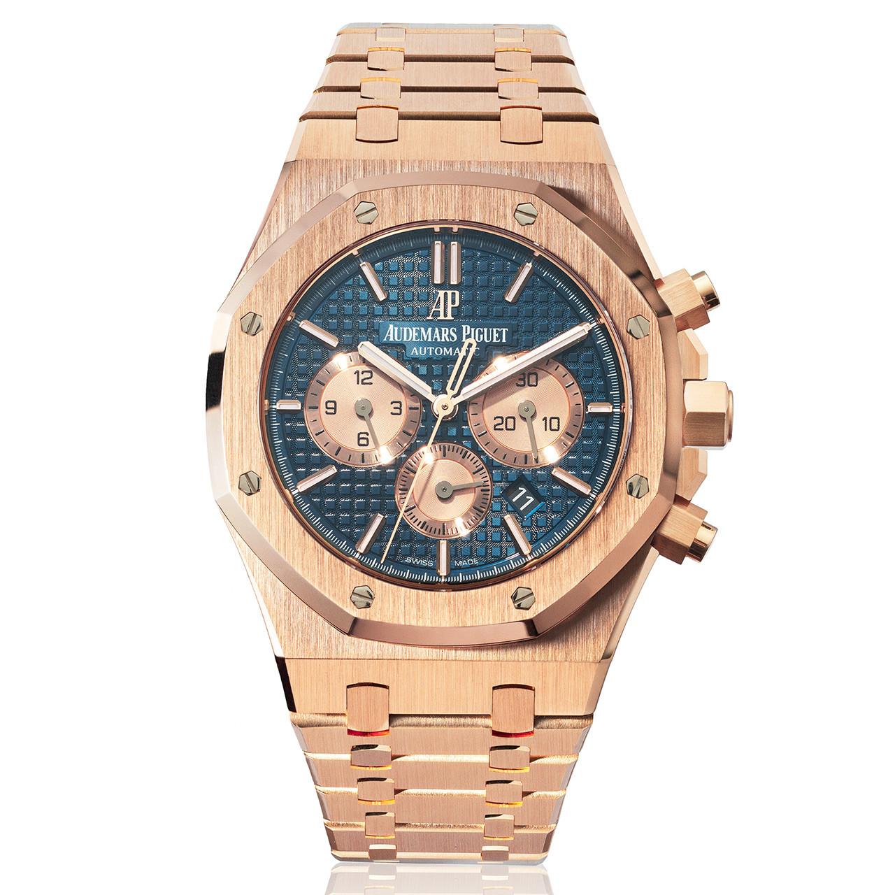 153c9f13e2a3 Audemars Piguet Royal Oak Chronograph Automatic Men s Watch - Shyne Jewelers
