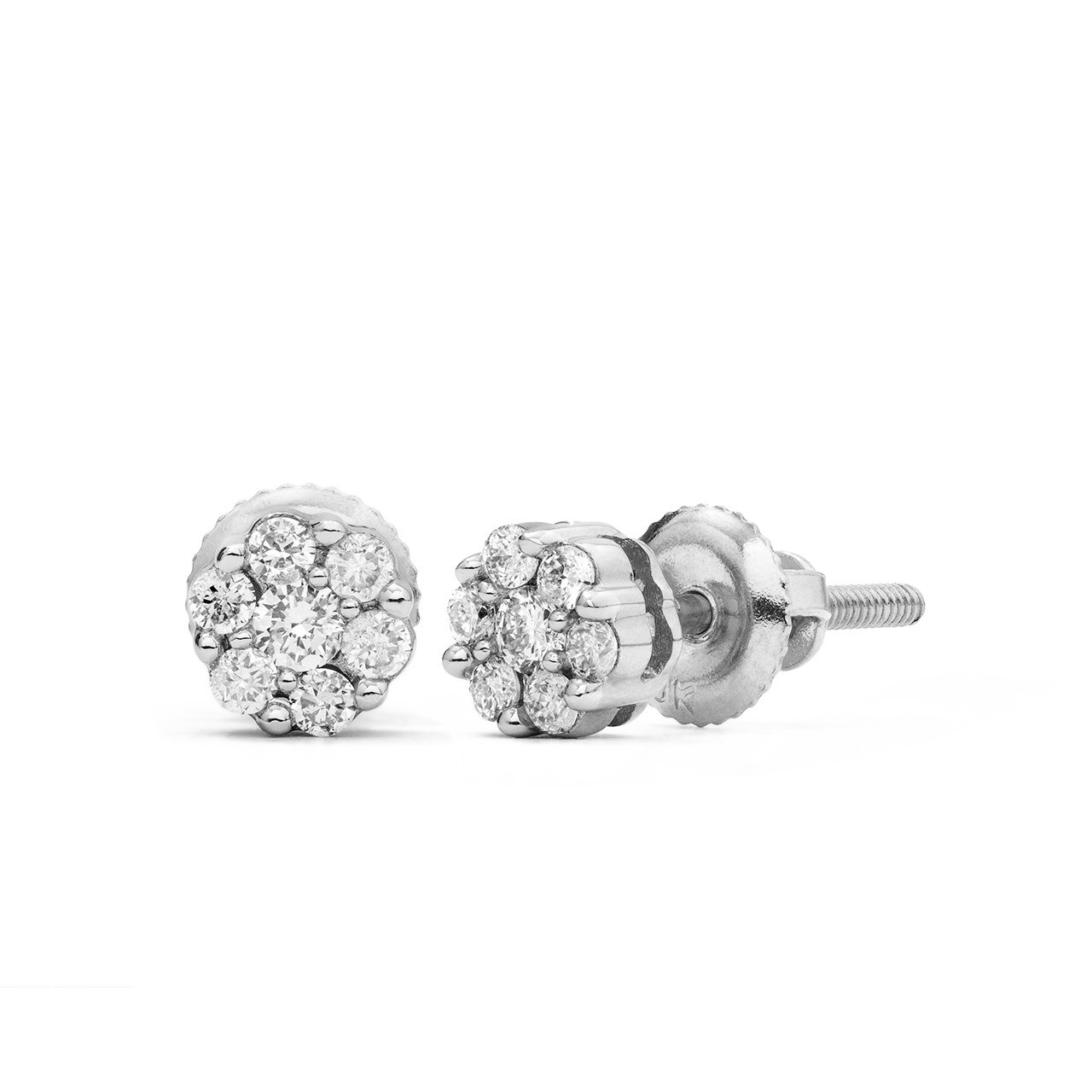 womens diamond earrings