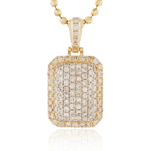 8703a683e8b8d Men's Jewelry - Pendants - Dog Tag - Shyne Jewelers