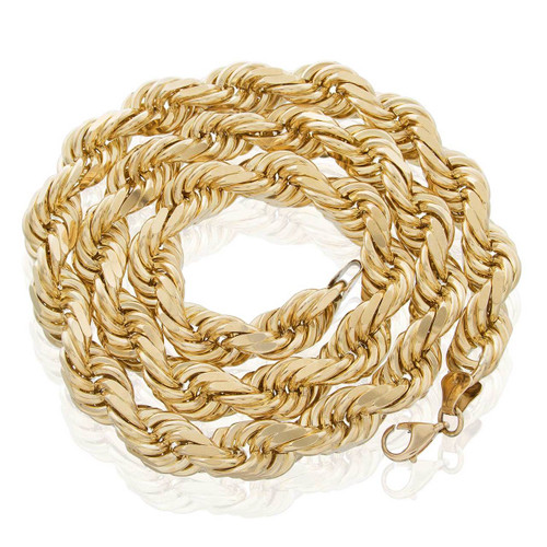 ef34d7cd08c36 Men's Jewelry - Chains - Rope Chain - Shyne Jewelers