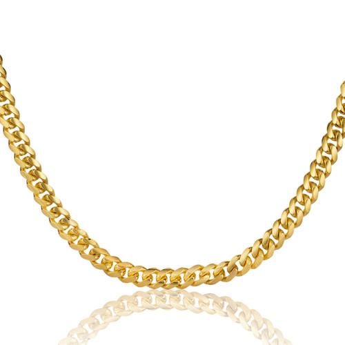94e52388496c0 10k Miami Cuban Link Chain (6.5mm) - Shyne Jewelers