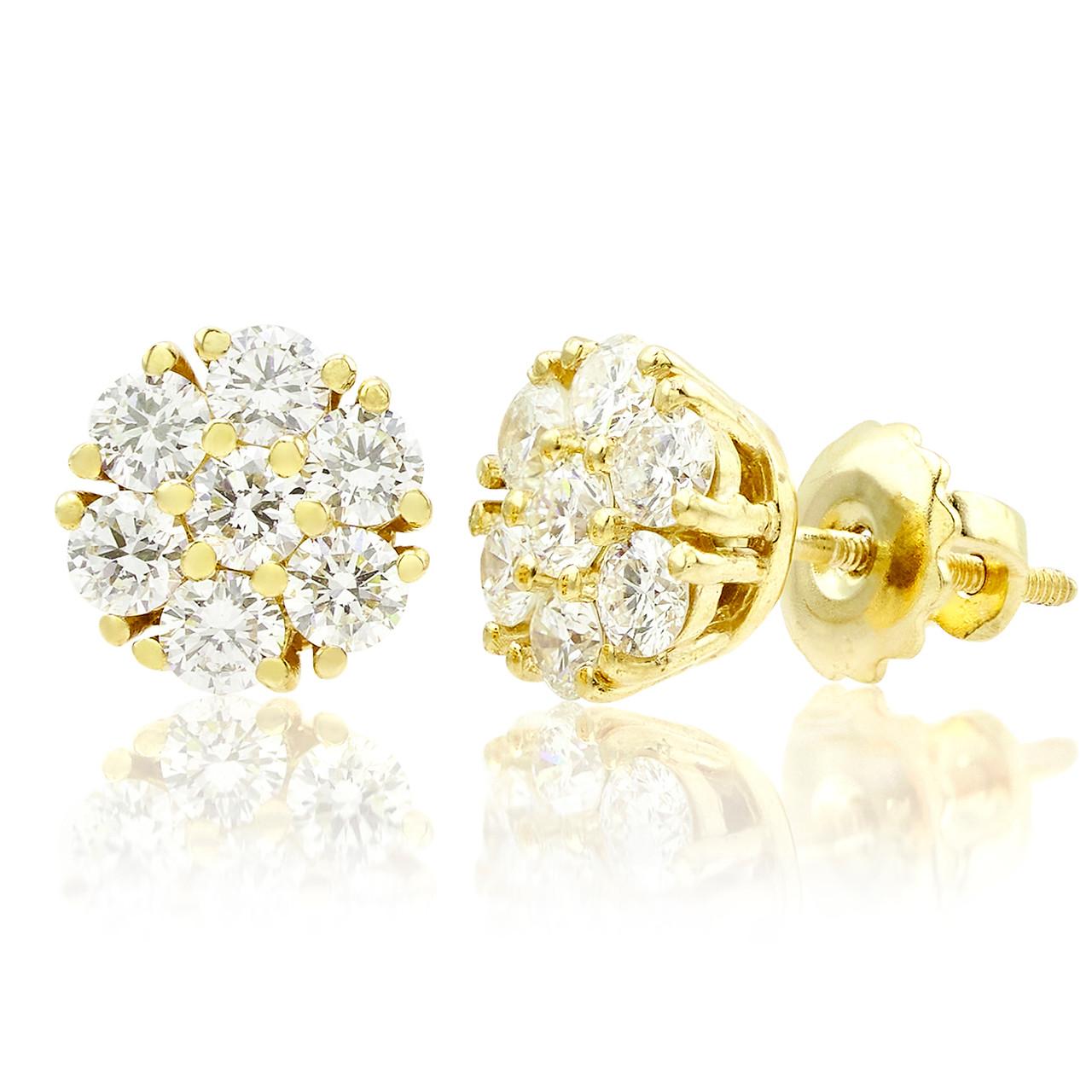womens diamond earrings