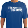 Mossback royal tshirt WEB