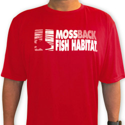 Mossback red tshirt WEB