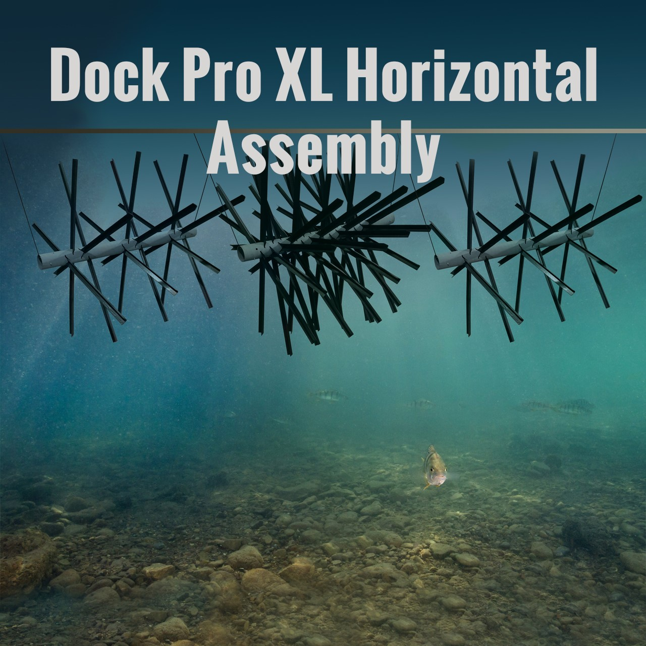Dock Pro Horizontal Assembly