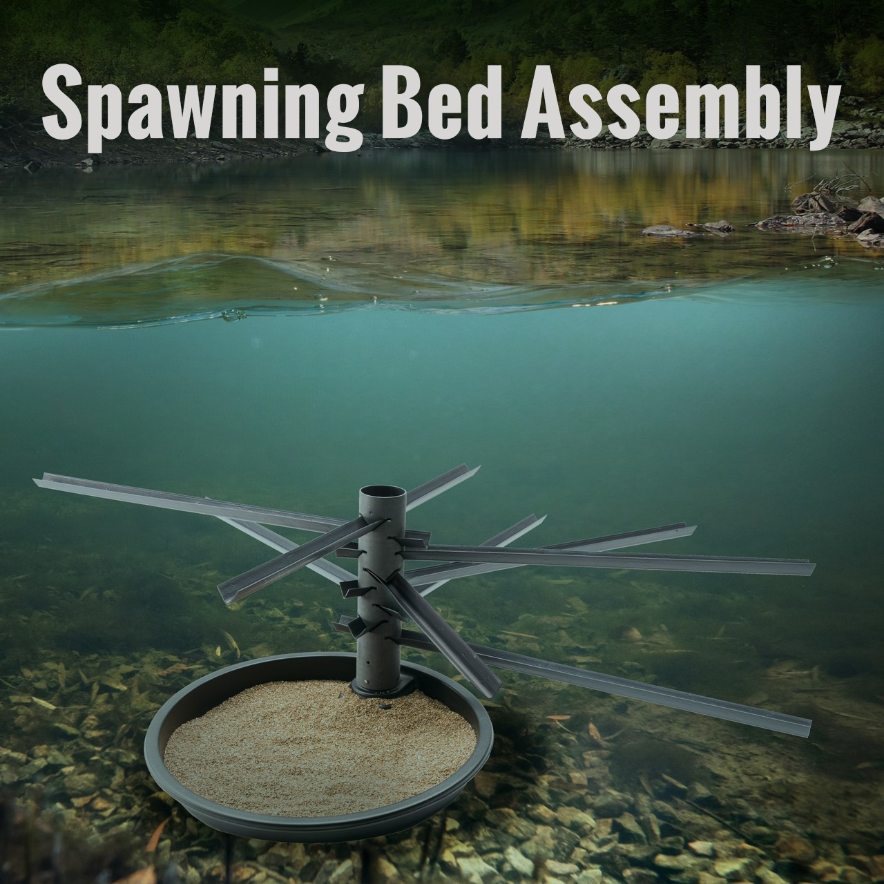 Spawning Bed Assembly