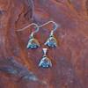 Sterling Silver Lop-Eared Rabbit Earrings
