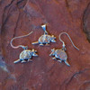 Sterling Silver Sterling Silver Armadillo Pendant