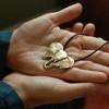 Bronze Large Elephant Necklace