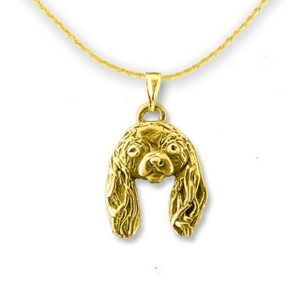 King Charles Spaniel Jewelry