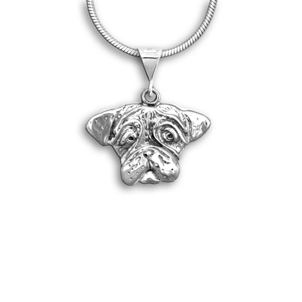 Bull Mastiff Jewelry