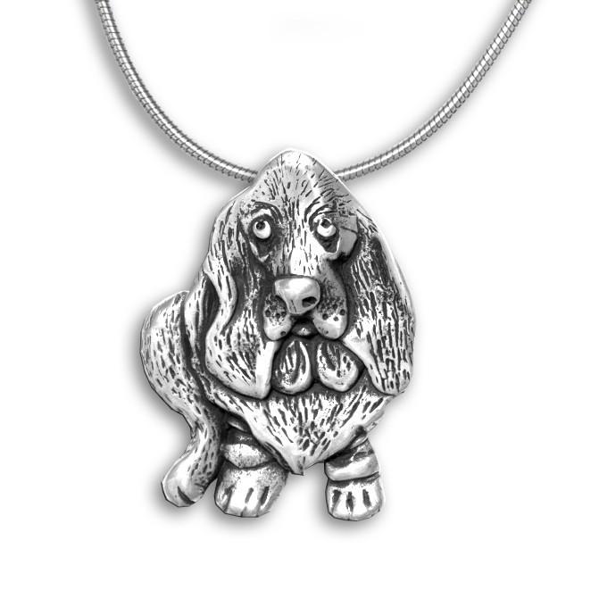 Basset Hound Jewelry