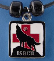 Independent Search and Rescue Canine Handlers Necklace