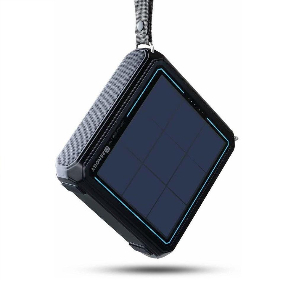 Renogy E.TUNES Solar Bluetooth Speaker