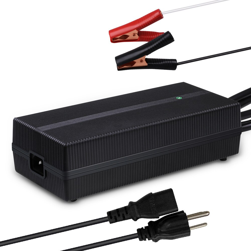 Renogy 20A AC-to-DC LFP Portable Battery Charger