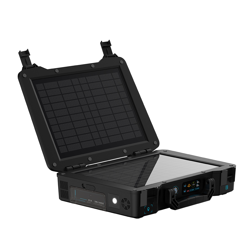 Renogy PHOENIX Elite Portable Solar Generator