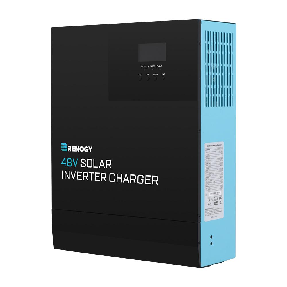 48V 3500W Solar Inverter Charger