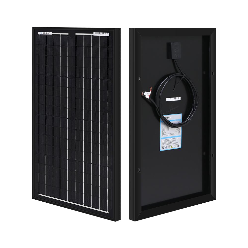 RENOGY 30Wソーラーパネル単結晶 12Vシステム用