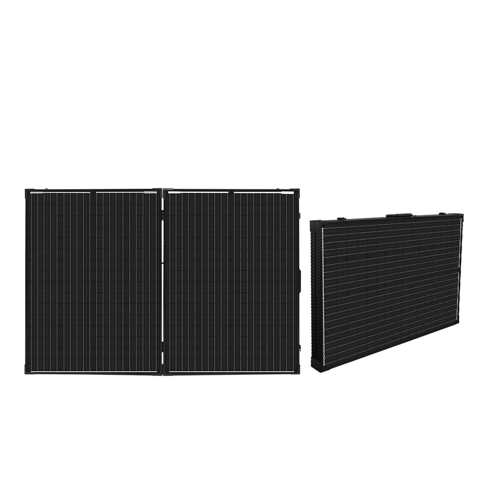 200 Watt Monocrystalline Foldable Solar Suitcase