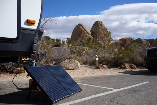 What Are the Benefits of a Foldable Solar Suitcase?