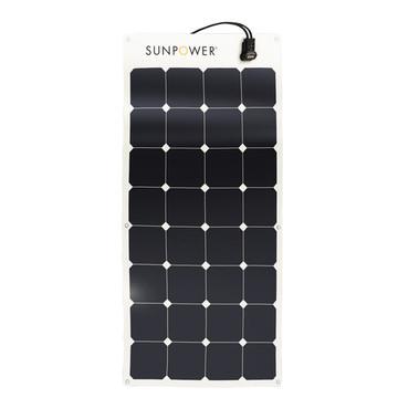 Meet the SunPower® Flexible 100 Watt Monocrystalline Solar Panel