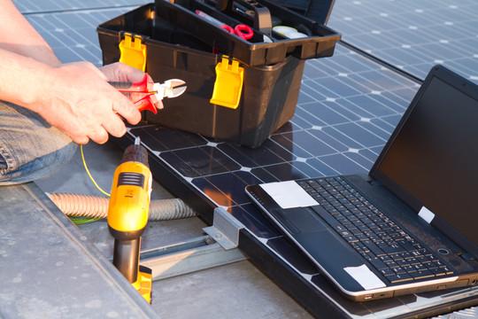 Tips for a safe solar installation