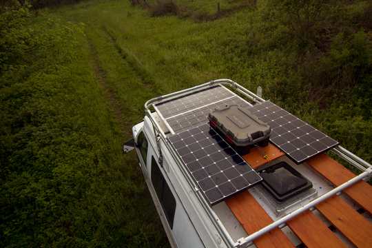 What is the optimal angle to tilt your solar panels?