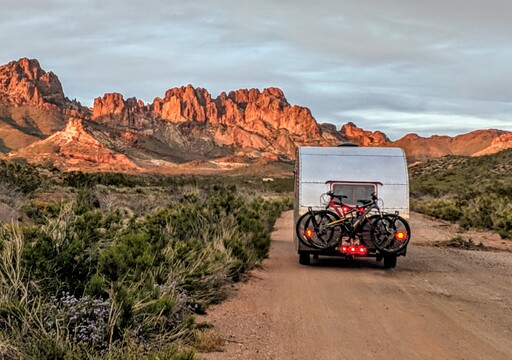 The Ultimate Solar Powered RV Road Trip:  Four Months, Four Desert Ecosystems
